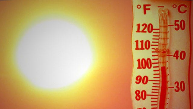 Heat-Related Illnesses In Oklahoma Rise With Temperature