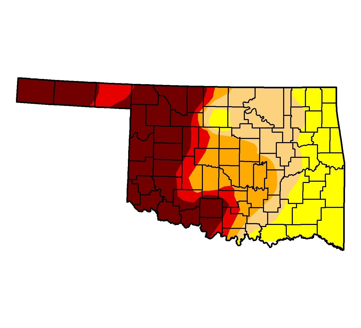 Ozone Alert, Heat Advisory, Heat Wave.