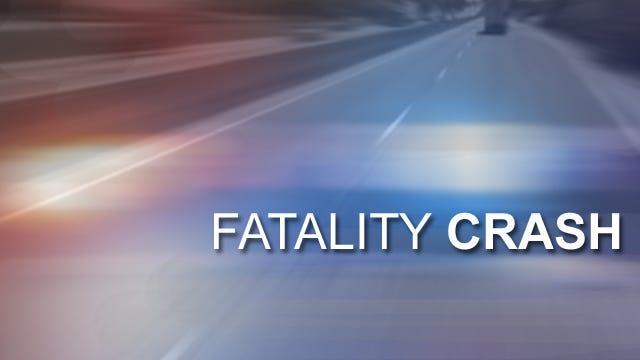 Elderly Tulsa Woman Dies After Car Hits Semi