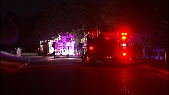 Heat Exhaustion Sends Tulsa Firefighter To Hospital