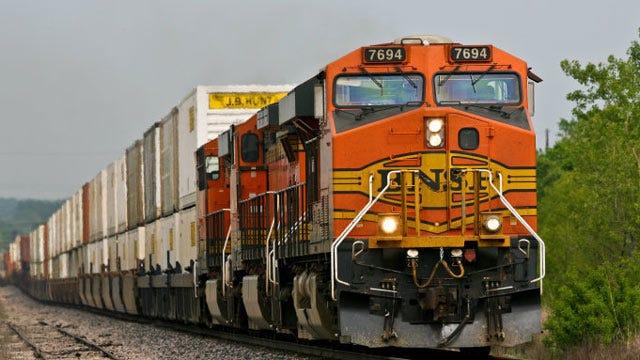 BNSF Railways Plans $92 Million In Oklahoma Improvement Projects