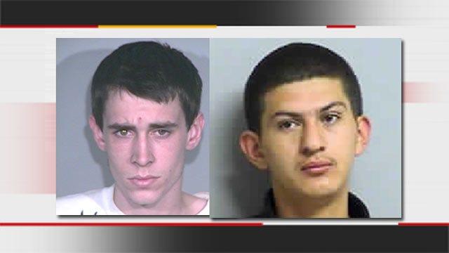 Broken Arrow Police Arrest One, Seek Another In Car Burglaries