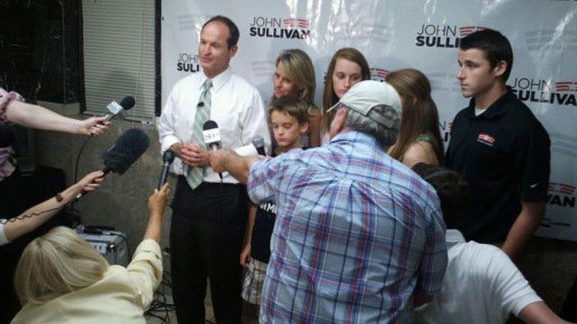 Five-Term Oklahoma Congressman John Sullivan Suffers Primary Defeat