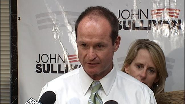 U.S. Rep. John Sullivan's Primary Defeat Spurs Analysis