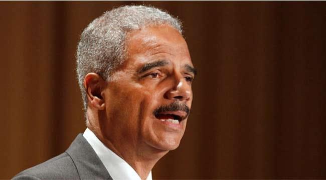 Attorney General Eric Holder Held In Contempt Of Congress