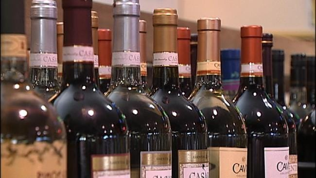 Oklahoma Supreme Court Rules Ballot For Wine In Grocery Stores Constitutional