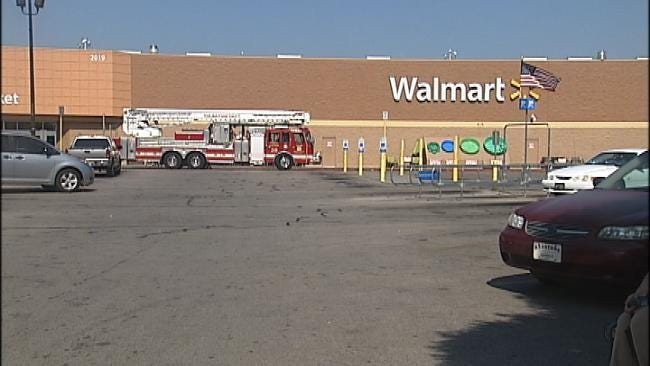 Police In Tulsa, Sand Springs Investigate Threats To Two Walmart Stores