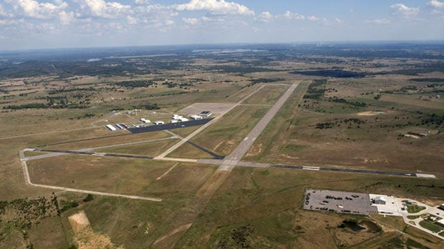 Muskogee's Davis Field Lands $500,000 Grant For New Terminal Building