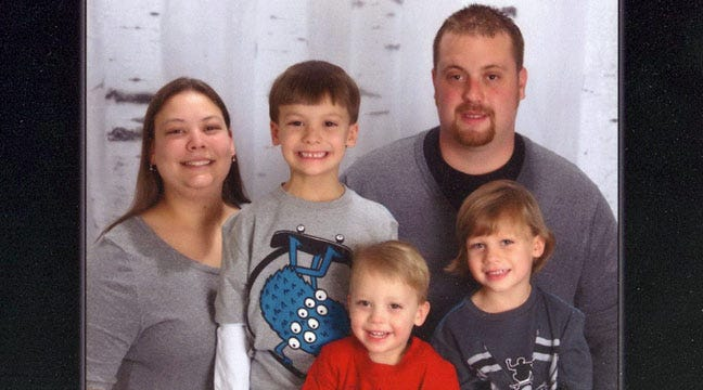 Memorial Fund Established For Tulsa Husband, Father Of Three