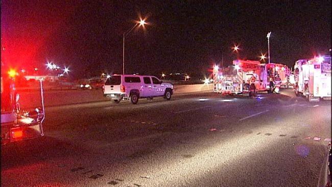Tulsa Woman Arrested For DUI After Fatal Crash On I-244