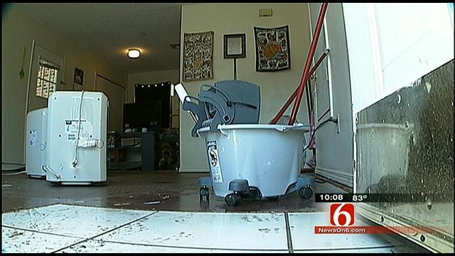Claremore Residents Say Storm Was 'Nightmare On Flood Street'