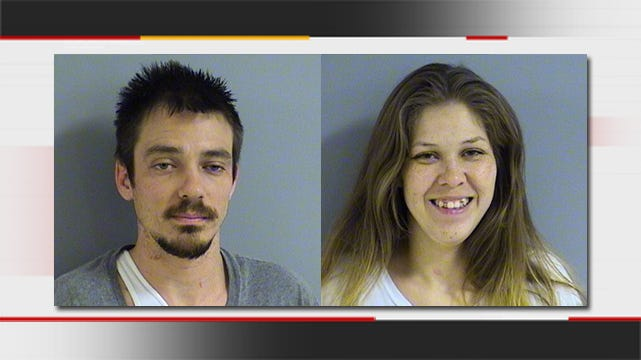 Tulsa Couple Arrested For Cultivating Marijuana In Presence Of Children