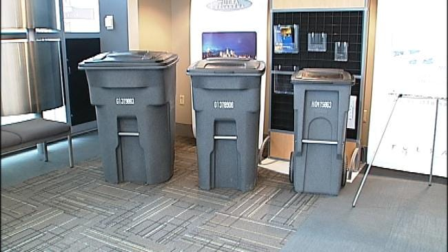 Friday Is Deadline For Tulsans To Select Trash Cart Size