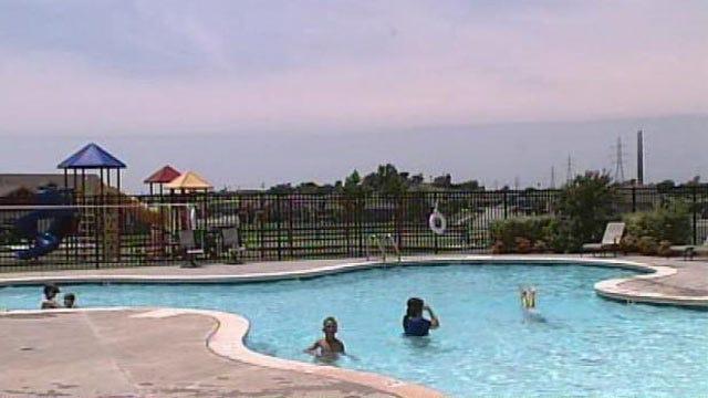Near Drowning Incident At Owasso Neighborhood Pool