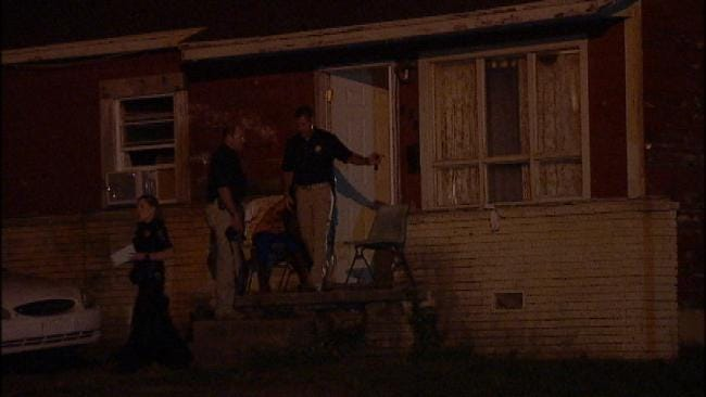Shots Fired Into Two North Tulsa Homes Late Tuesday