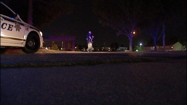 Man Shot While Playing Basketball In Midtown Tulsa