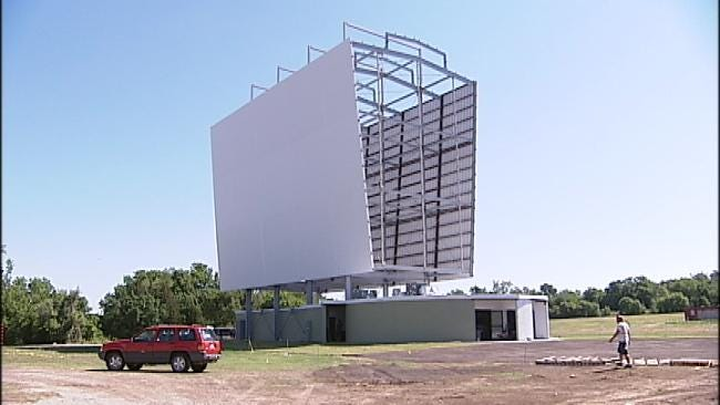 Tulsa's Admiral Twin Drive-In To Reopen June 15th
