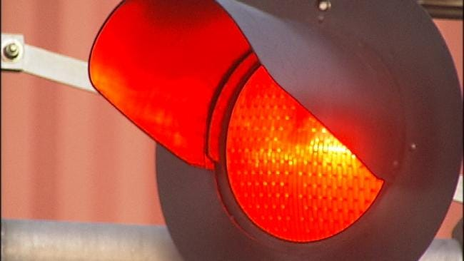 Car-Train Crash In Porter Sends Woman To Tulsa Hospital