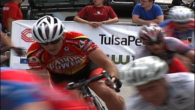 Downtown Tulsa Will Be Tulsa Tough Friday Evening