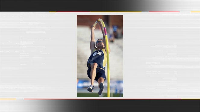 ORU's Jack Whitt Wins NCAA Pole Vault Championship