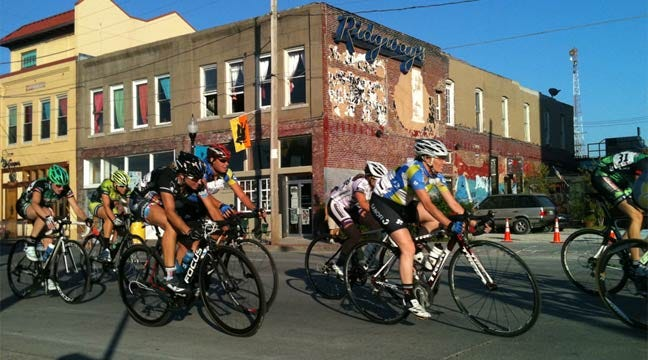 Day Three Of Tulsa Tough Moves To 'Crybaby Hill' And Riverside