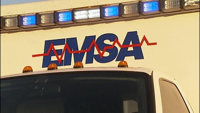 EMSA Ambulance Now Stationed In Bixby 24/7