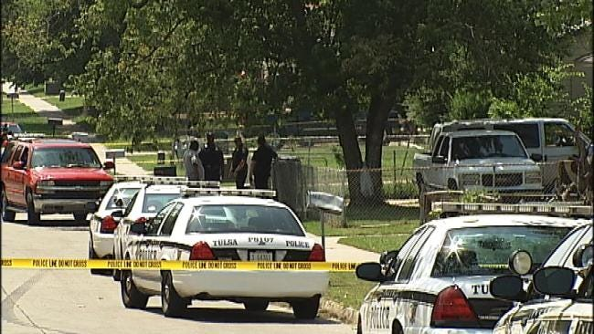 Teen In Serious Condition After Shooting In North Tulsa
