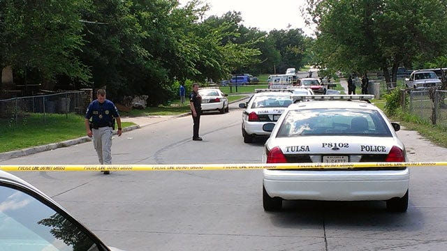 Teen, Multiple Houses Hit In North Tulsa Shooting