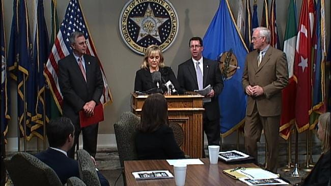 Oklahoma Leaders Announce Plans To Improve DHS, Child Welfare
