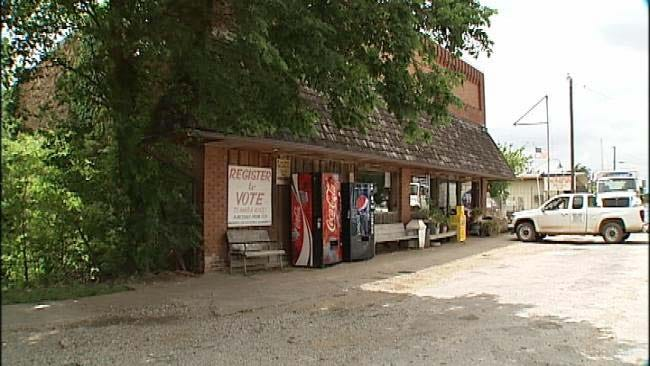 99-Year-Old Eclectic Grocery Store Keeps Terlton History Alive