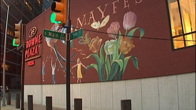 40th Edition Of Tulsa's Downtown Mayfest Underway