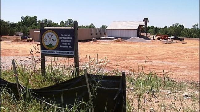 Federal Judge Halts Broken Arrow Casino Construction