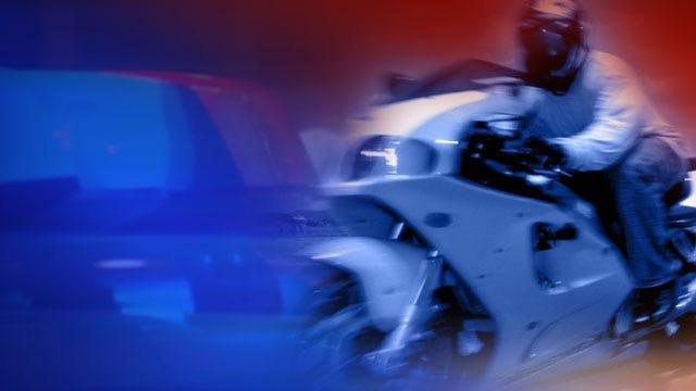 Man Killed In Okmulgee County Motorcycle Crash