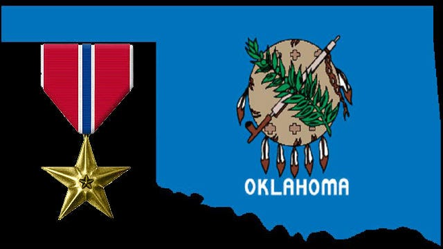 Oklahoma National Guard Soldier To Be Awarded Bronze Star Saturday