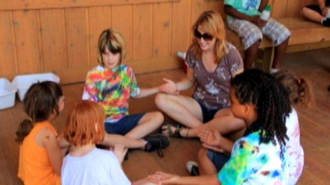 Oklahoma Program Gives New Hope To Children Of Prisoners