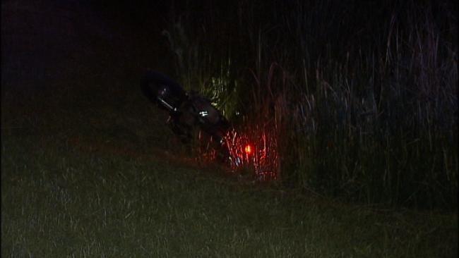 Tulsa Motorcyclist Killed In Construction Zone Crash