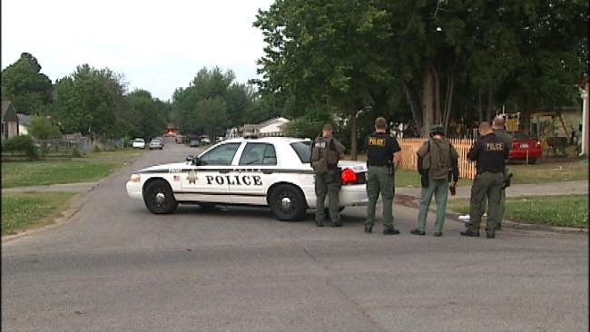 Tulsa Police Special Operations Team Called In For Search