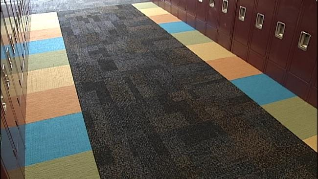 Battle Creek Church Gives Makeover To Union Elementary School