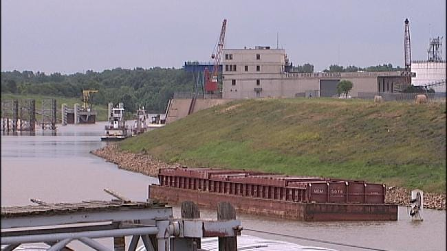 Port Of Catoosa Seeing Record-Breaking Business