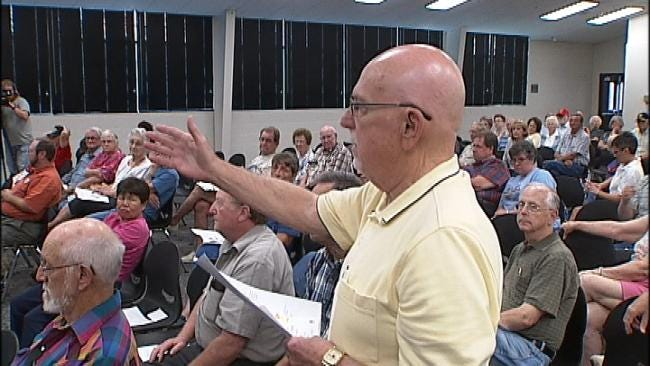 Broken Arrow Residents Question Need To Change Trash Service