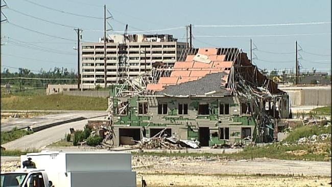 Joplin Tornado Survivor: 'There Is A New Energy Here'