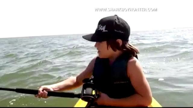 MUST WATCH VIDEO: Boy Sad After Catching Injured Sting Ray
