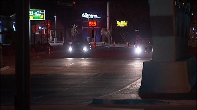 Peoria Avenue Under I-44 In Tulsa Reopens All Lanes To Traffic