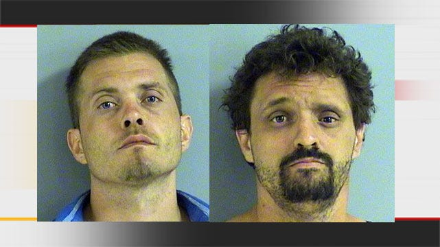 Tulsa Business Employee Captures Alleged Copper Thieves