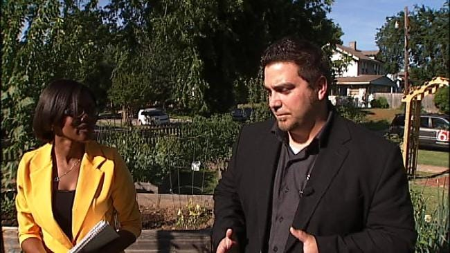 Tulsa Neighborhood Mourns Loss Of Teen Killed In Drive-By Shooting