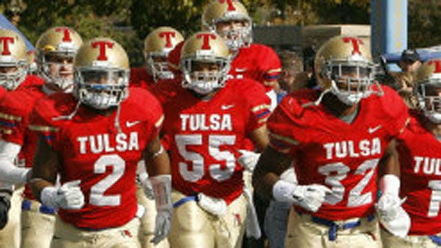 University Of Tulsa's Shawn Jackson Suspended For First Three Games