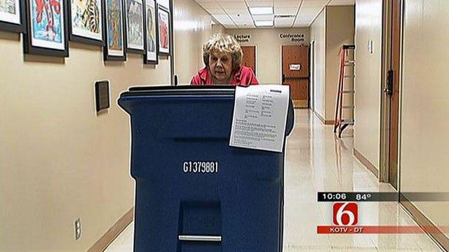 Elderly Residents Raise Concerns About Tulsa's New Trash Service