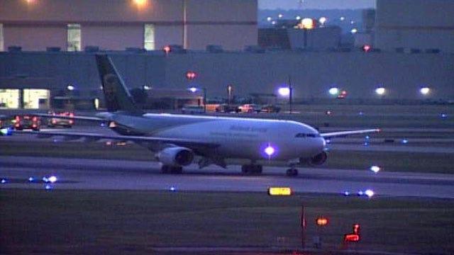 Emergency Landing Closes Runway At Tulsa International Airport