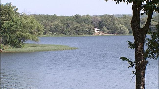 Okmulgee State Park, Dripping Springs Offer Oasis