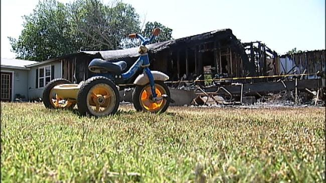 Sapulpa Family Sees Double-Dose Of Tragedy